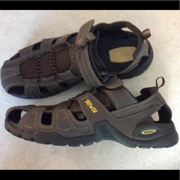 3fb48e67d59c Teva Brown Duster Sport a Sandals. M 5b8af329c9bf50ab401c181e